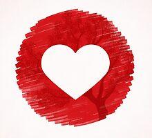 I (Heart) Japan by FluffyBusStudio