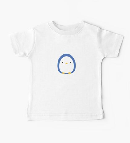 Roly Poly Penguin Baby Tee