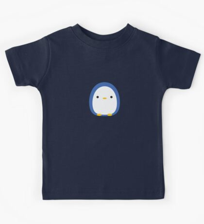 Roly Poly Penguin Kids Tee