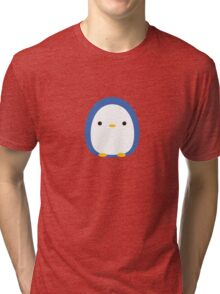 Roly Poly Penguin Tri-blend T-Shirt