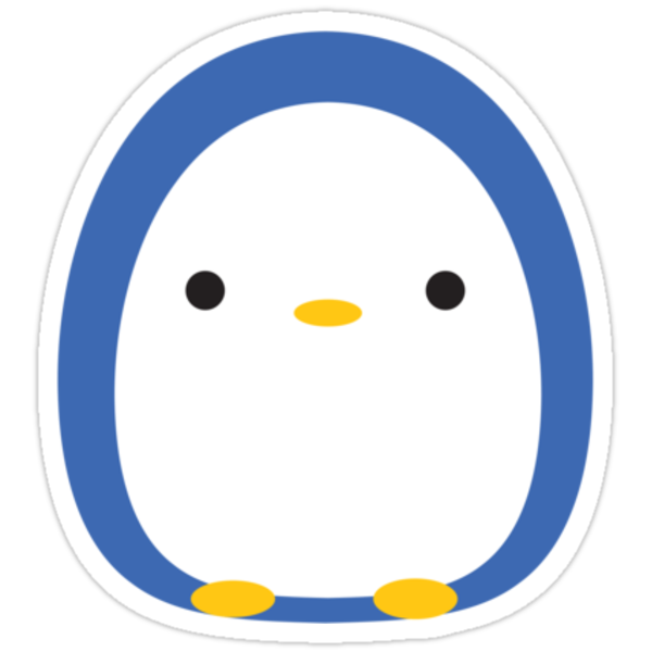 Roly Poly Penguin by imaginarystory