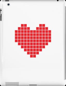 Pixel Heart by imaginarystory