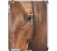 The Old Brown Mare iPad Case/Skin