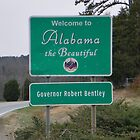 Alabama the Beautiful by ArtistJD