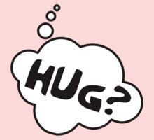 HUG? by Bubble-Tees.com by Bubble-Tees