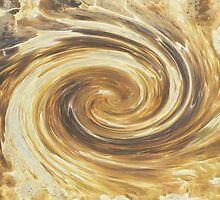 Brown Galaxy by jojobob