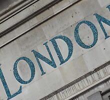 London by Karentreefern