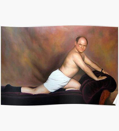 Costanza Painting Poster