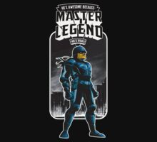 MASTER LEGEND - PROTECTOR OF MIAMI by fanboydesigns