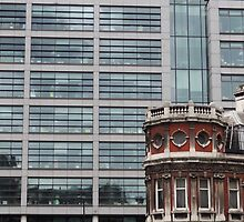 London, old and new by Karentreefern
