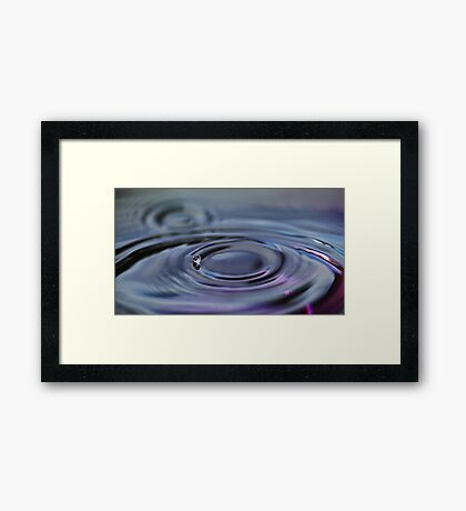 Eight  Framed Print