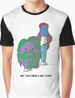 Chet Faker & Flume Graphic T-Shirt