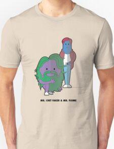 Chet Faker & Flume Unisex T-Shirt