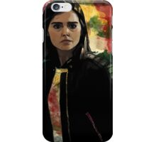 Clara Oswald The Impossible Girl iPhone Case/Skin