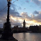 Big Ben by Karentreefern