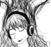 Dream Tree of Keane Sticker