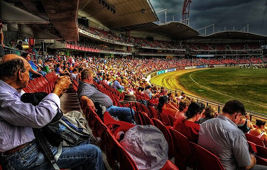 Main Arena - Royal Easter Show , Sydney - The HDR Experience by Philip Johnson