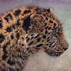 leopard by lucyliu