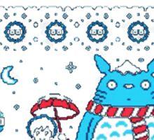Pokemon Totoro Neighbor Sticker