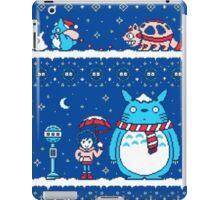 Pokemon Totoro Neighbor iPad Case/Skin