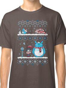 Pokemon Totoro Neighbor Classic T-Shirt