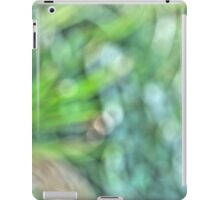 Nature abstraction #1 iPad Case/Skin