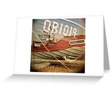 OB1019  Greeting Card