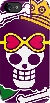 【1900+ views】ONE PIECE: Jolly Roger of Brook by Ruo7in
