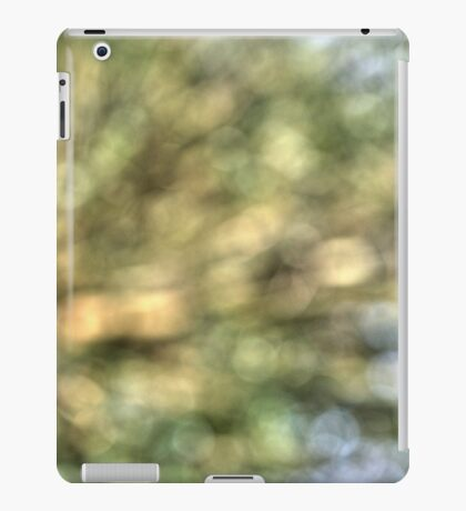 Nature abstraction #4 iPad Case/Skin