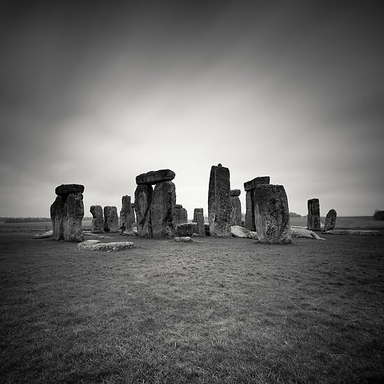 Stonehenge by macoller