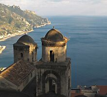 San Pantaleone Church in Ravello by kirilart