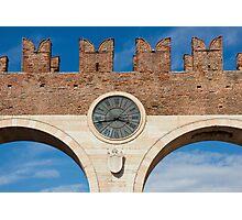 Porta Bra in Verona Photographic Print