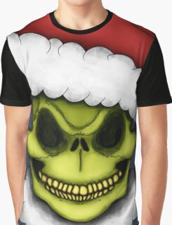Stack's Skull Sunday No. 12 (The Grinch) Graphic T-Shirt