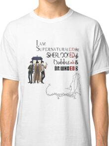 fandom  Classic T-Shirt
