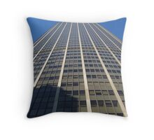 Paris Montparnasse Tower Throw Pillow
