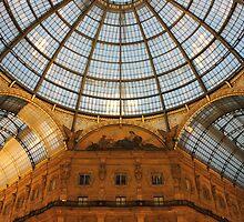 Galleria Vittorio Emanuele II by kirilart