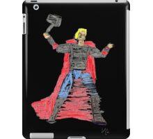 Norse God of Thunder iPad Case/Skin