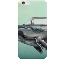 the Cadillac of the sea iPhone Case/Skin