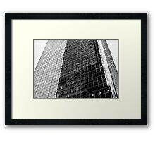 Highrise NYC Framed Print