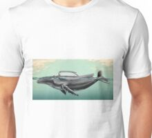 the Cadillac of the sea Unisex T-Shirt