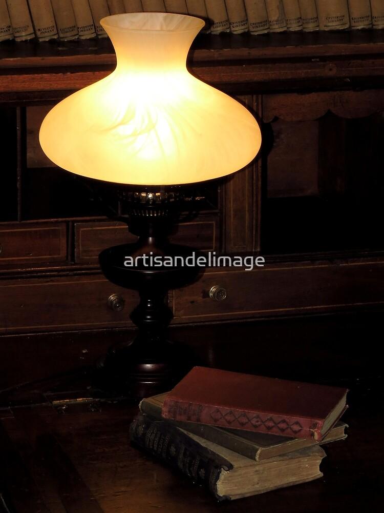 Vintage Enlightment by artisandelimage