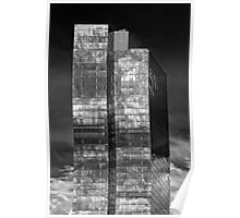 Office Buildings White Plains NY 2 Poster