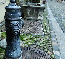 Hydrant by Ikramul Fasih