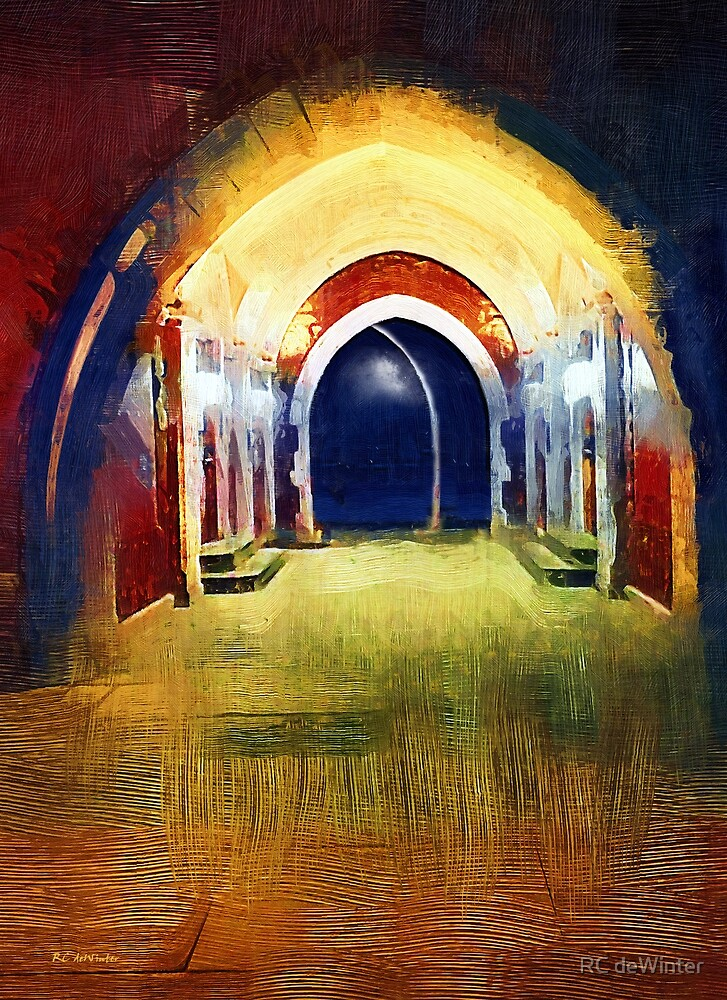 That Long Walk Home by RC deWinter
