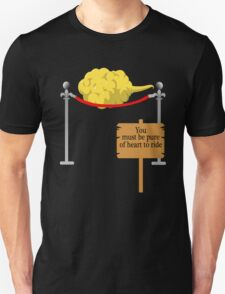 Only the pure may ride T-Shirt