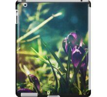 Spring Magic (Diptych) iPad Case/Skin