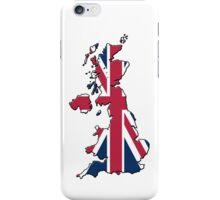 Smartphone Case - Cool Britannia - White Background iPhone Case/Skin
