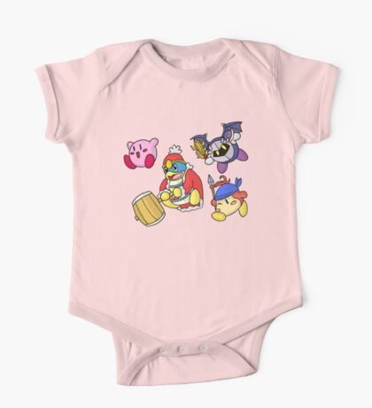 Kirby - Star Squad! One Piece - Short Sleeve
