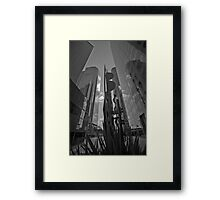 You Have to Leave Now Framed Print