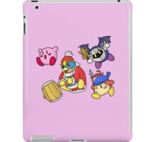 Kirby - Star Squad! iPad Case/Skin